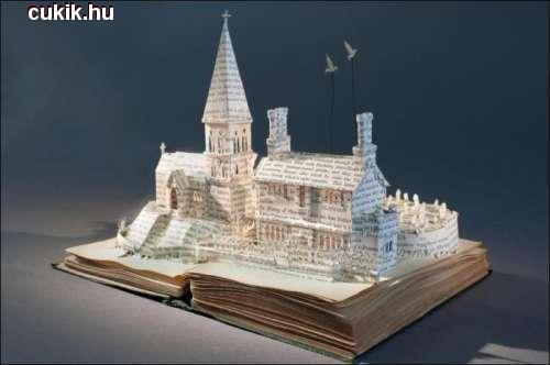 papír-kastély