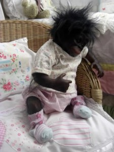 Hajas majmocska :)