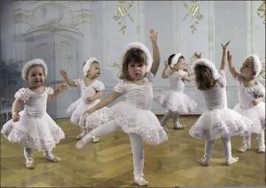 Cuki balerinák