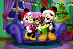 Mikiegér karácsonya